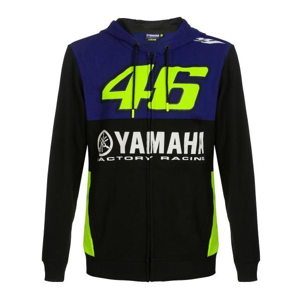 Yamaha Rossi Male Zipped Hoody