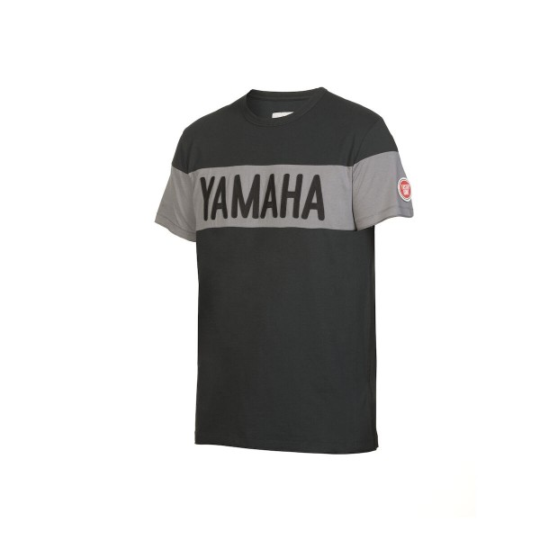 Yamaha Faster Sons Male T-shirt Lubbock Black