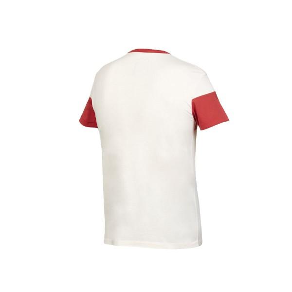 Yamaha Faster Sons Male T-shirt Lubbock Broken White