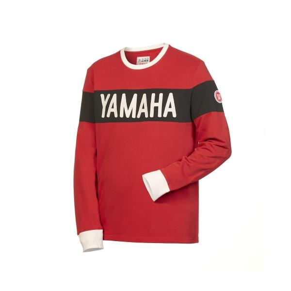 Yamaha Faster Sons Male Sweater Alamo Red