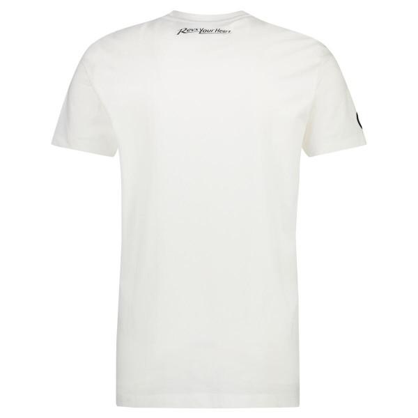 Yamaha REVS Men's T-shirt White