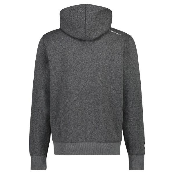 REVS Men's Zip-Up Hoodie Gray