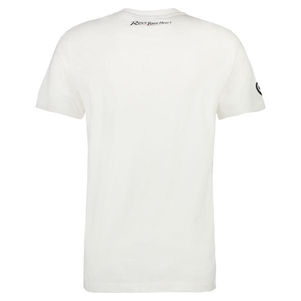 REVS Men's T-shirt White