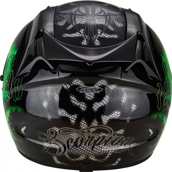 Scorpion Exo 1200 Air Tenebris Helmet