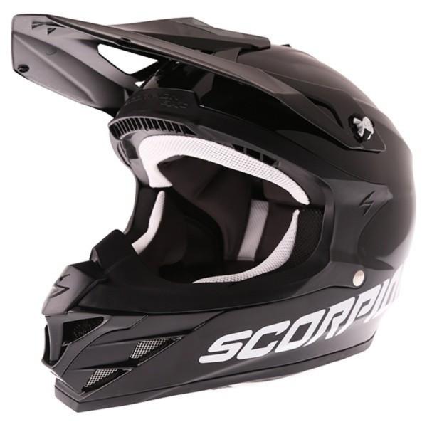 Scorpion Vx 15 Helmet Black