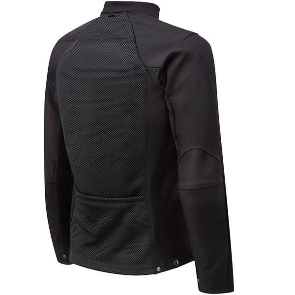 Knox Zephyr Textile Jacket - Black