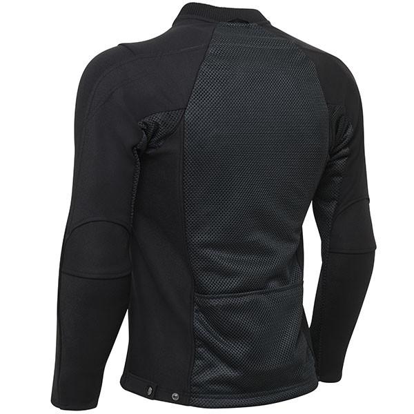 Knox Zephyr Pro Textile Jacket - Black