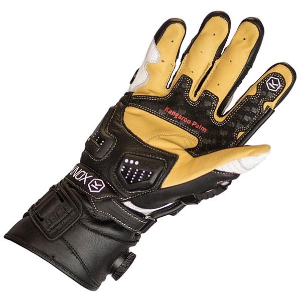 Knox Handroid POD MK3 CE Glove - Black / White