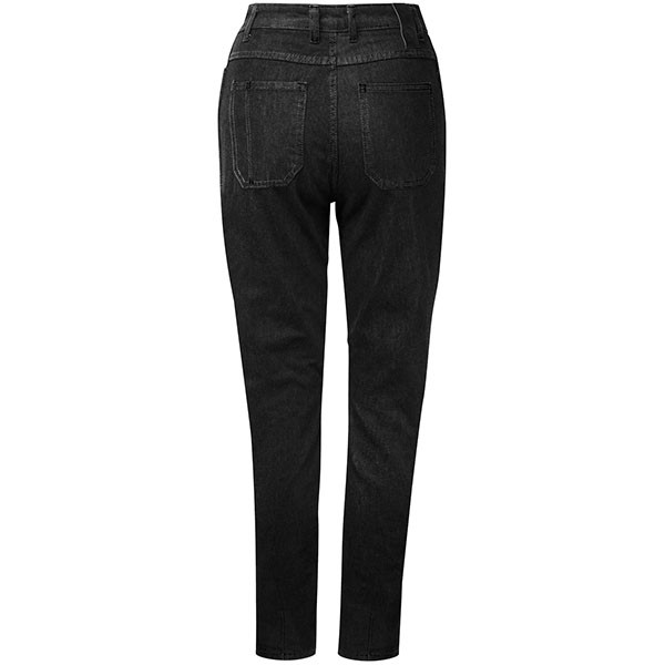 Knox Ladies Roseberry Denim Jeans - Black