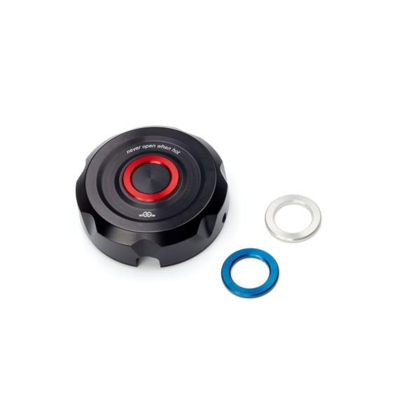 Billet Radiator Cap Cover MT10 / MT10SP 2016-17