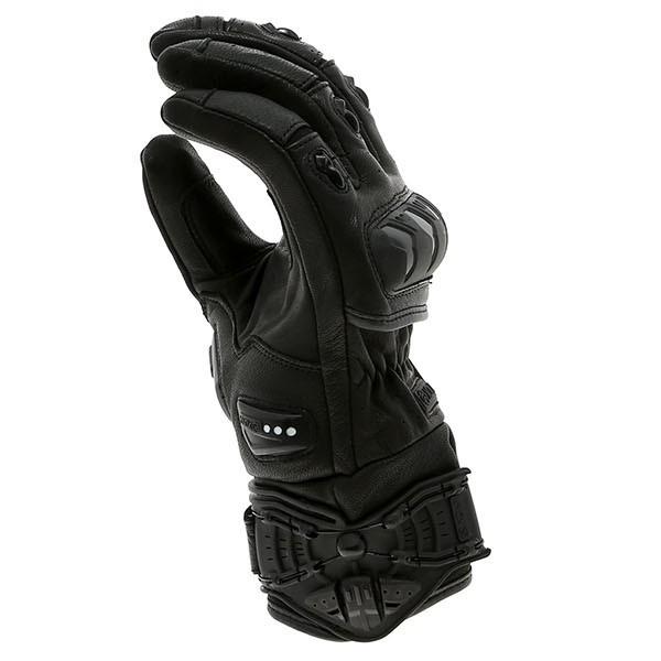 Knox Orsa Leather Gloves MkII - Black