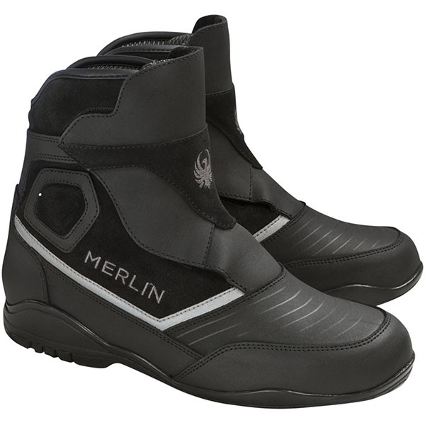 Merlin Trip Tour Boots - Black