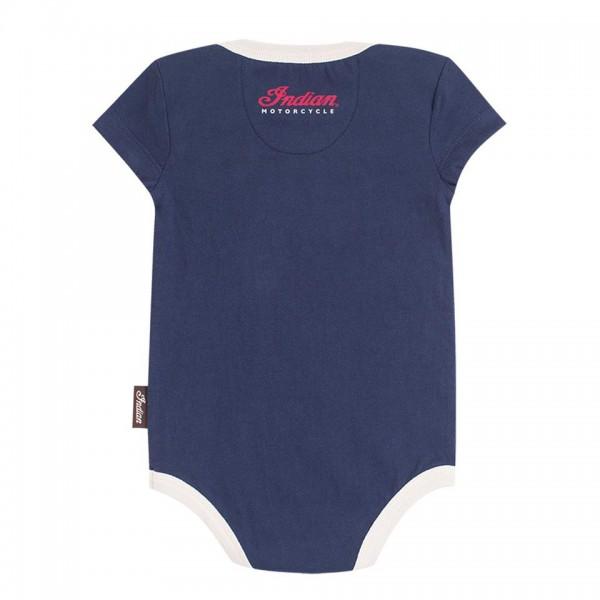 Indian Infant Short-Sleeve Bodysuit, 3-Pack