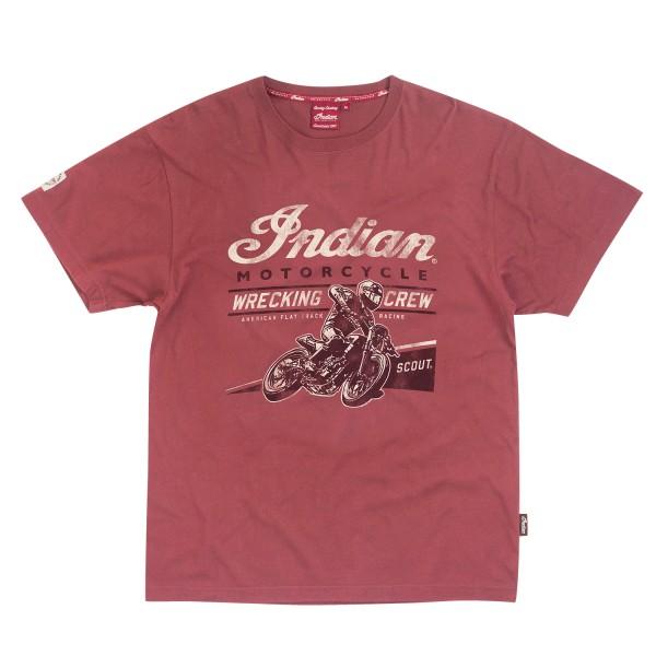 Indian Men's Wrecking Crew T-Shirt