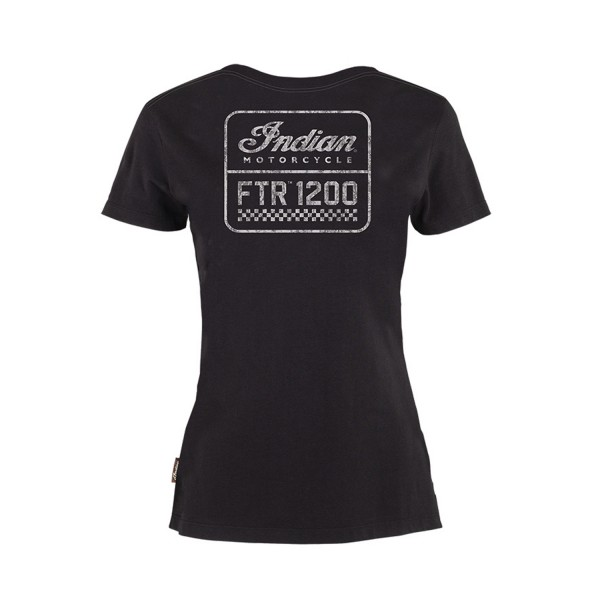 Indian Women's FTR1200 Logo T-Shirt