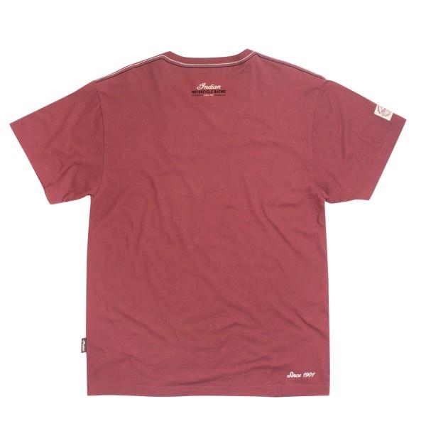 Indian Men's FTR1200 Sketch T-shirt, Red