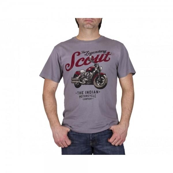Indian Scout Script Men's T-Shirt