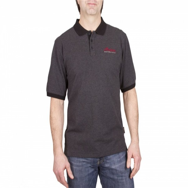 Indian Logo Polo Shirt