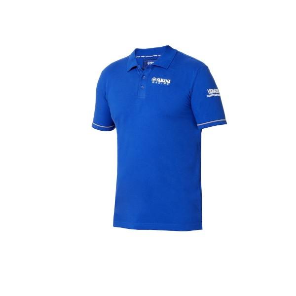 Yamaha Paddock Blue Men's Polo Shirt Blue