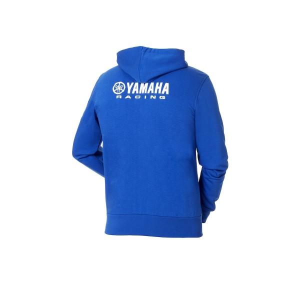 Yamaha Paddock Blue Men's Hoodie Blue