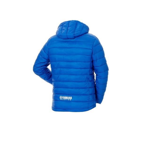 Yamaha Paddock Blue Men's Padded Jacket Blue