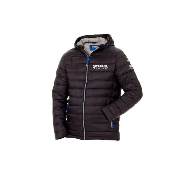 Yamaha Paddock Blue Men's Padded Jacket Black