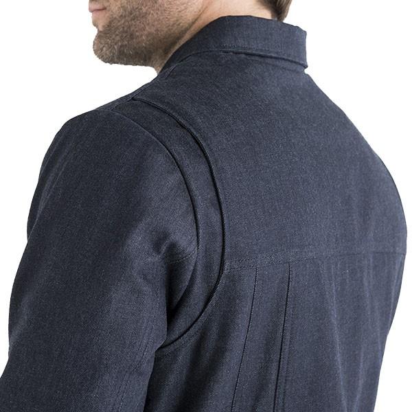 Knox Haydon Denim Jacket - Blue