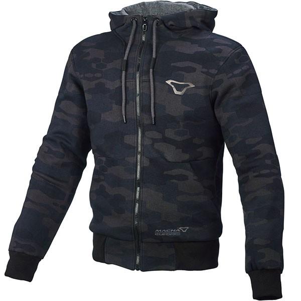 Macna Nuclone Textile Jacket Camo Black/Grey