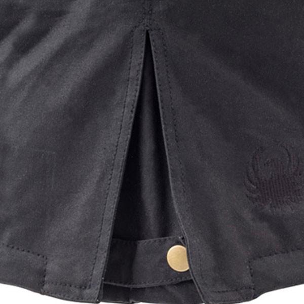 Merlin Ladies Heritage Bromley Wax Jacket - Black
