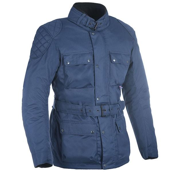 Oxford Churchill Jacket Navy