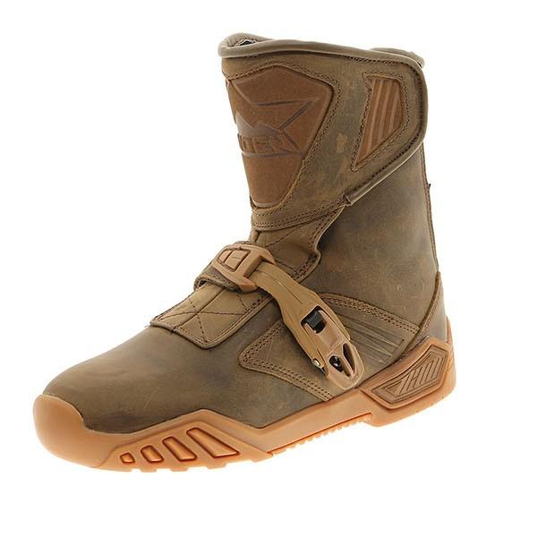 Icon Raiden Treadwell Boots - Brown