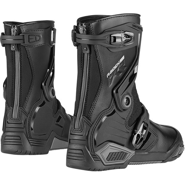 Icon Raiden DKR Boots - Black