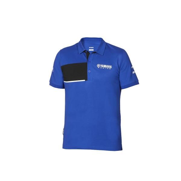 Yamaha Paddock Blue Men's Pique Polo