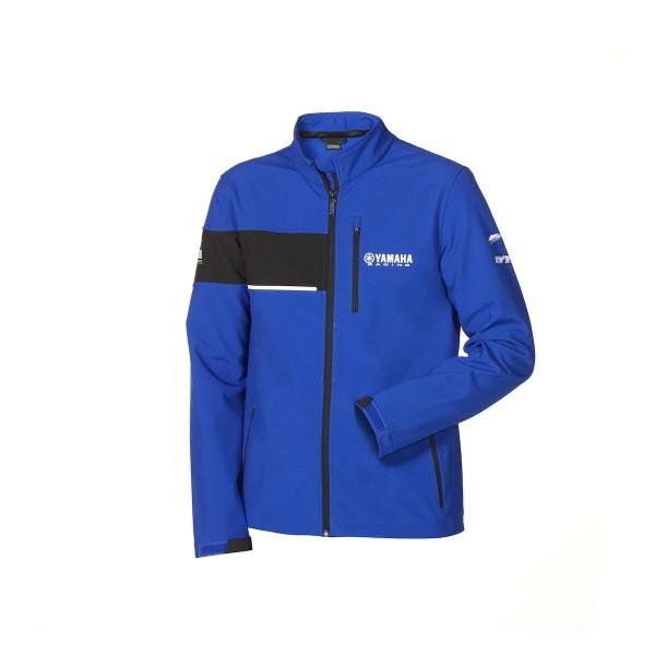 Yamaha Paddock Blue Men's Softshell Jacket