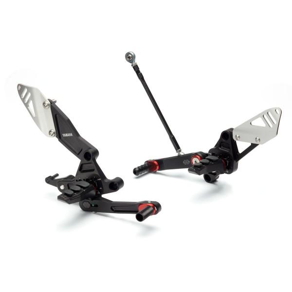 Billet Foot Pedals Adjuster Kit TRACER 700 2016