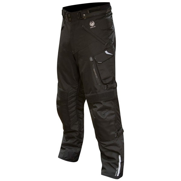 Merlin Lynx Outlast Jeans - Black