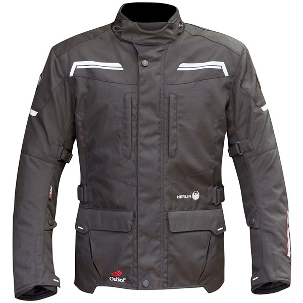 Merlin Columbia Outlast Textile Jacket - Black