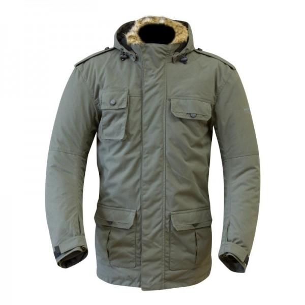 Merlin Baltic Union Street Textile Jacket - Green