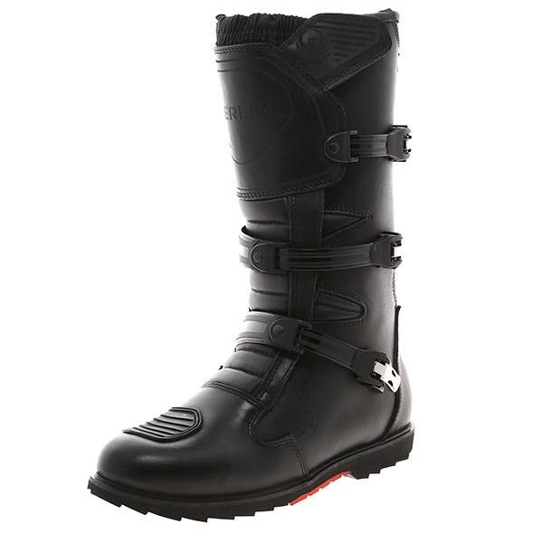 Merlin G24 Enduro Waterproof Boots - Black