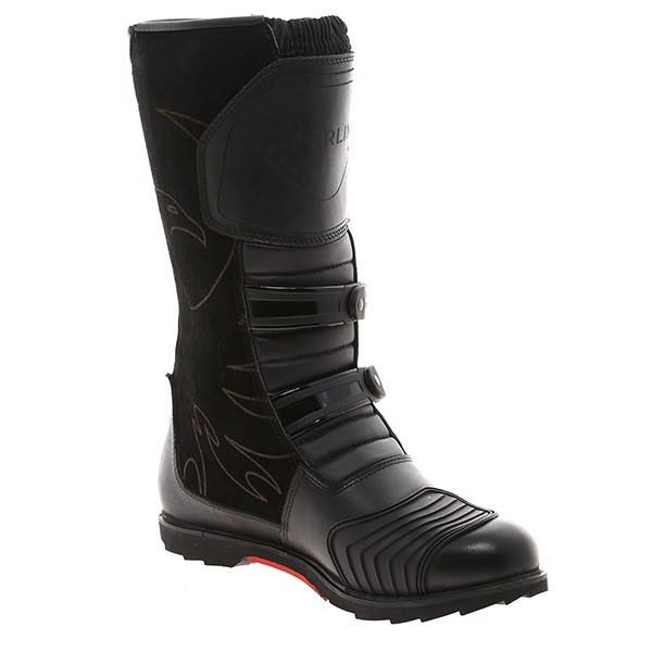 Merlin G24 Enduro Waterproof Boots - Black