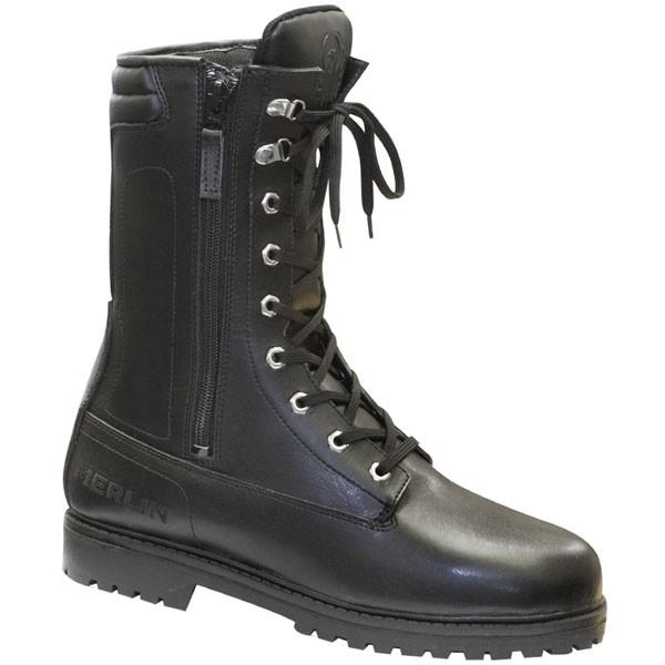 Merlin Merlin Combat Waterproof Boots Black