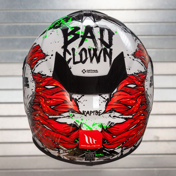 MT Rapide Bad Clown - Black / White / Red