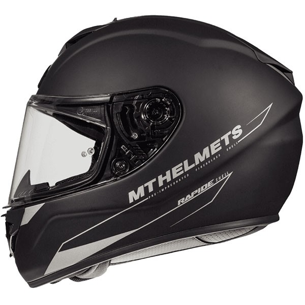 MT Rapide Solid - Matt Black
