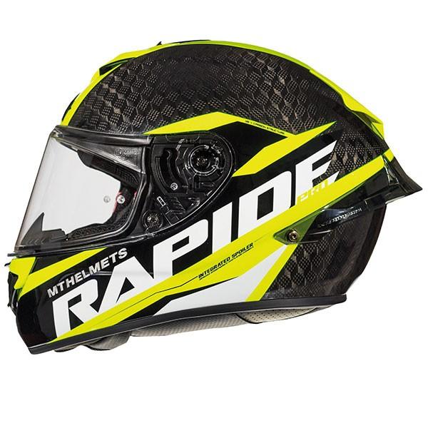 MT Rapide Pro Carbon - Carbon / Fluo Yellow