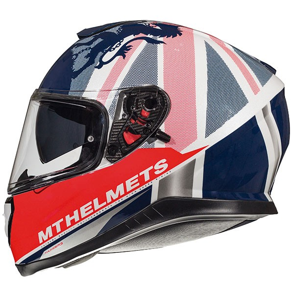 MT Thunder 3 SV Kingdom - White / Red / Blue