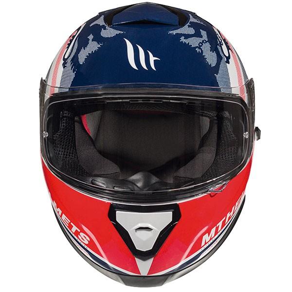 MT Thunder 3 SV Kingdom - White / Red / Blue
