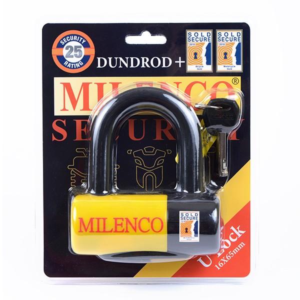 MILENCO Dundrod + ULock 16 x 65mm