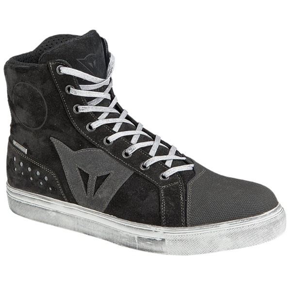 Dainese Street Biker D-WP Boots - Black / Anthracite