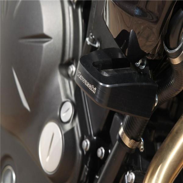 Kawasaki ER6 Engine guards