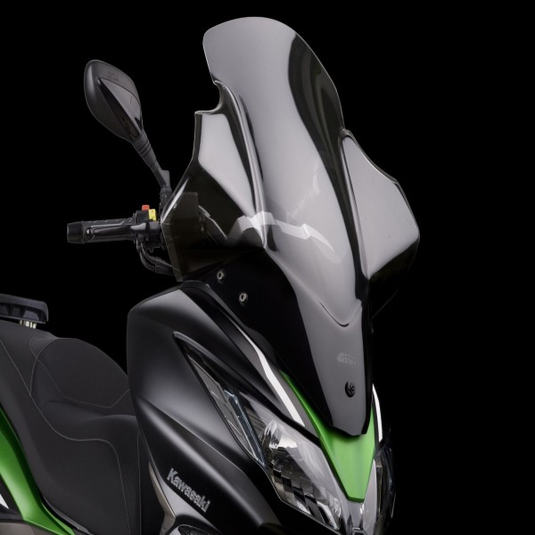Kawasaki J125 & J300 Windshield High